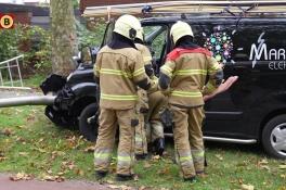 112-nieuws: splinternieuwe schuur afgebrand in Sint Anthonis