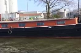 Nijmegen wil woonboten naar Cuijk verplaatsen