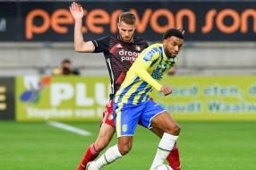 RKC pakt verdiend punt tegen Feyenoord