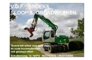 Foto's van Slopersbedrijf Firma Broeks