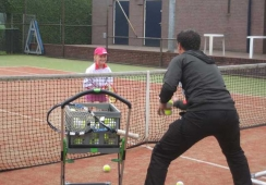 Foto's van Tennisvereniging TV De Zoetsmeer