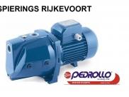 Waterpompen bij Spierings ook in RVS