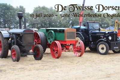 Evenement: 32ste Westerbeekse Oogstdag