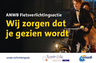 Evenement: ANWB fietsverlichtingsactie