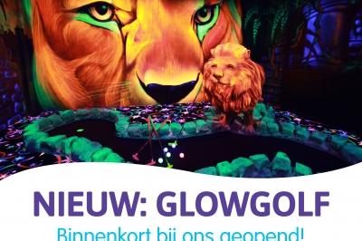 Evenement: Opening Leisure Center Boxmeer Glowgolf