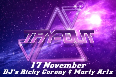 Evenement: Try-Out 17 november
