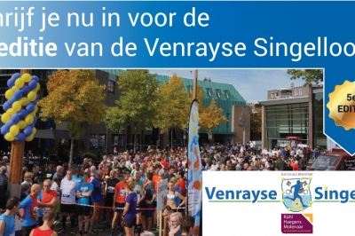 Evenement: Venrayse Singelloop 2018