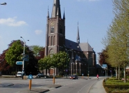 Afbeelding H. Nicolaaskerk Haps