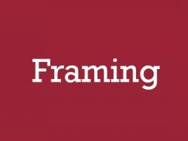 Framing & Communicatie